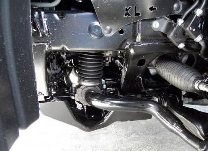Ремонт и замена блока KDSS Lexus GX460 и GX470